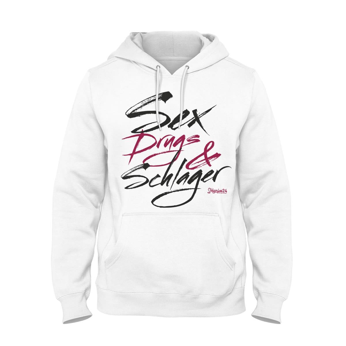 schlagerfans-hoodie-sex-drugs-schlager-weiss1
