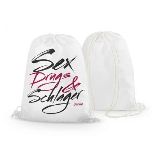 schlagerfans-rucksack-sex-drugs-schlager-weiss