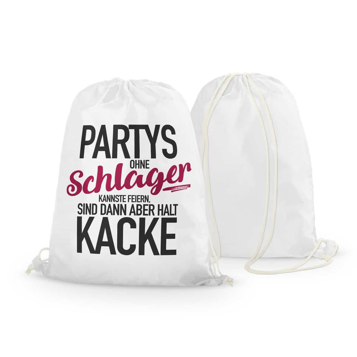 schlagerfans-rucksack-party-schlager-kacke-weiss