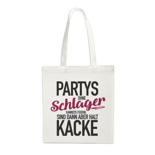 schlagerfans-tasche-party-schlager-kacke-weiss