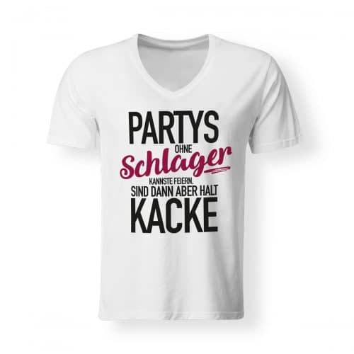 schlagerfans-tshirt-v-party-schlager-kacke-weiss