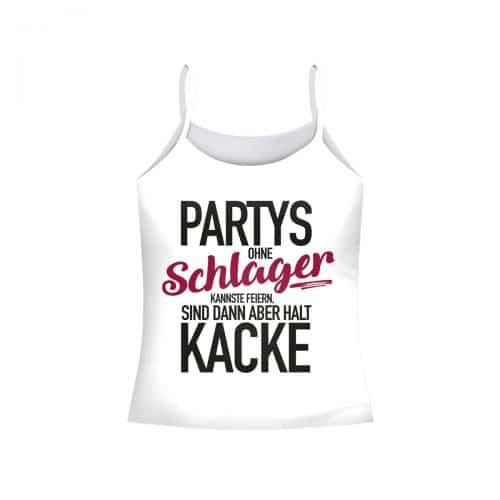 schlagerfans-spaghetti-top-damen-party-schlager-kacke-weiss