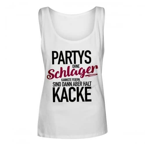 schlagerfans-tanktop-damen-party-schlager-kacke-weiss