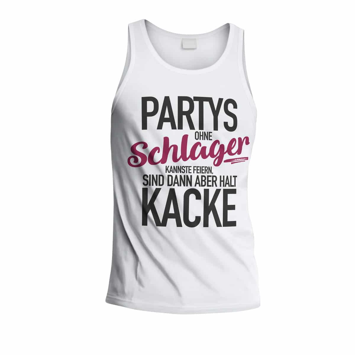 schlagerfans-tanktop-party-schlager-kacke-weiss
