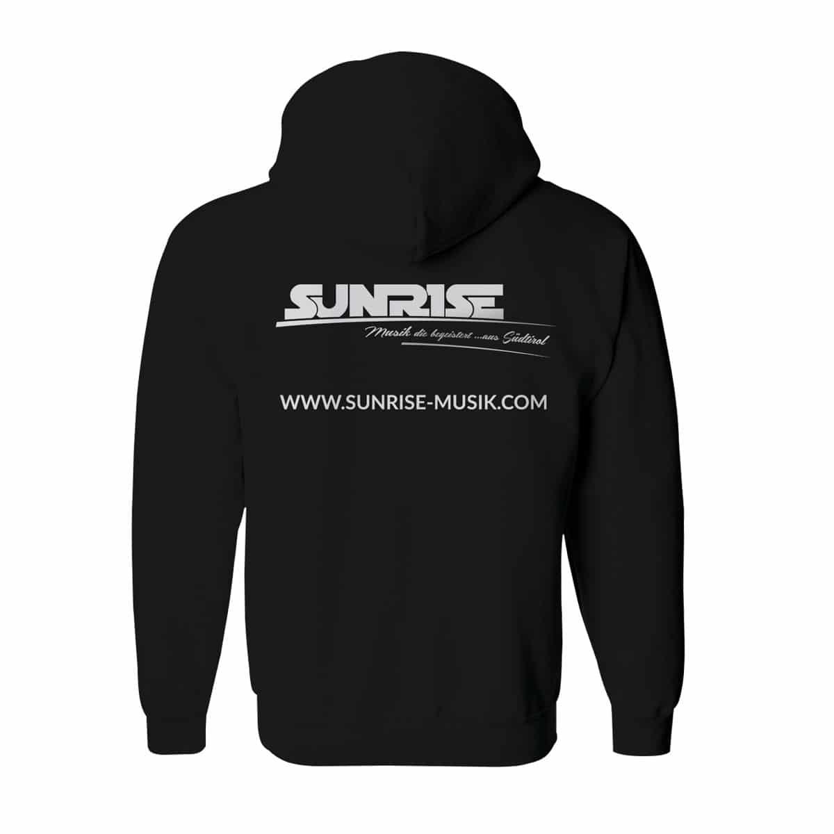 Sunrise Logo ZIP Hoodie Jacke