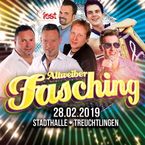 Ticket Altweiberfasching Treuchtlingen 2019