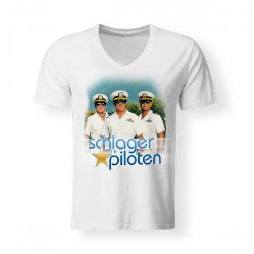 Die Schlagerpiloten Lass uns fliegen Tour Shirt Herren