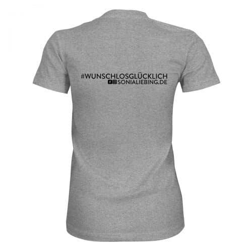 Sonia Liebing Wunschlos glücklich T-Shirt Damen