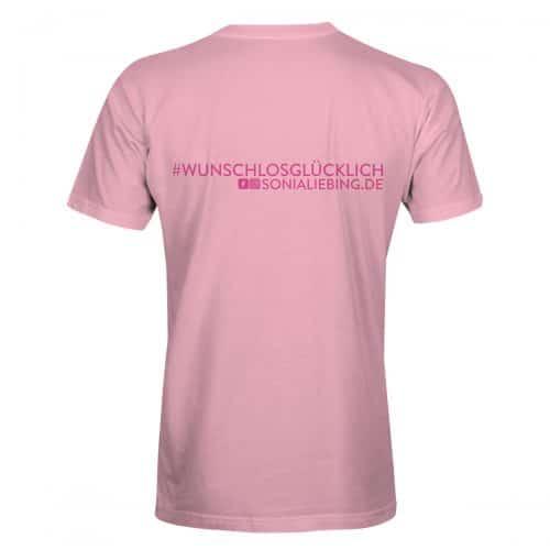 Sonia Liebing Wunschlos glücklich T-Shirt Herren