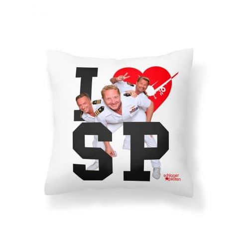 Kissen I love SP
