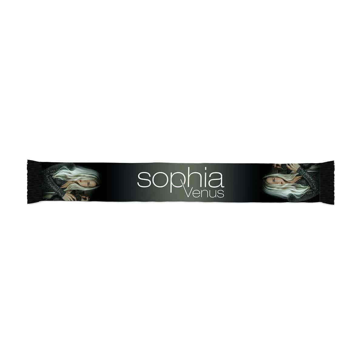Sophia Venus Schal Schwarz