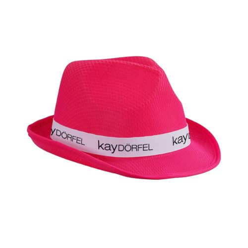 Hut Kay Dörfel pink