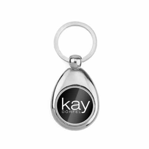 Schlüsselanhänger Kay Dörfel Logo