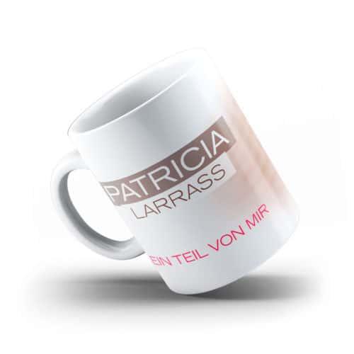 patricia larras tasse ein teil von mir
