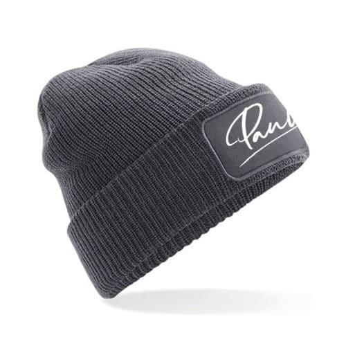 Mütze Pauline grau
