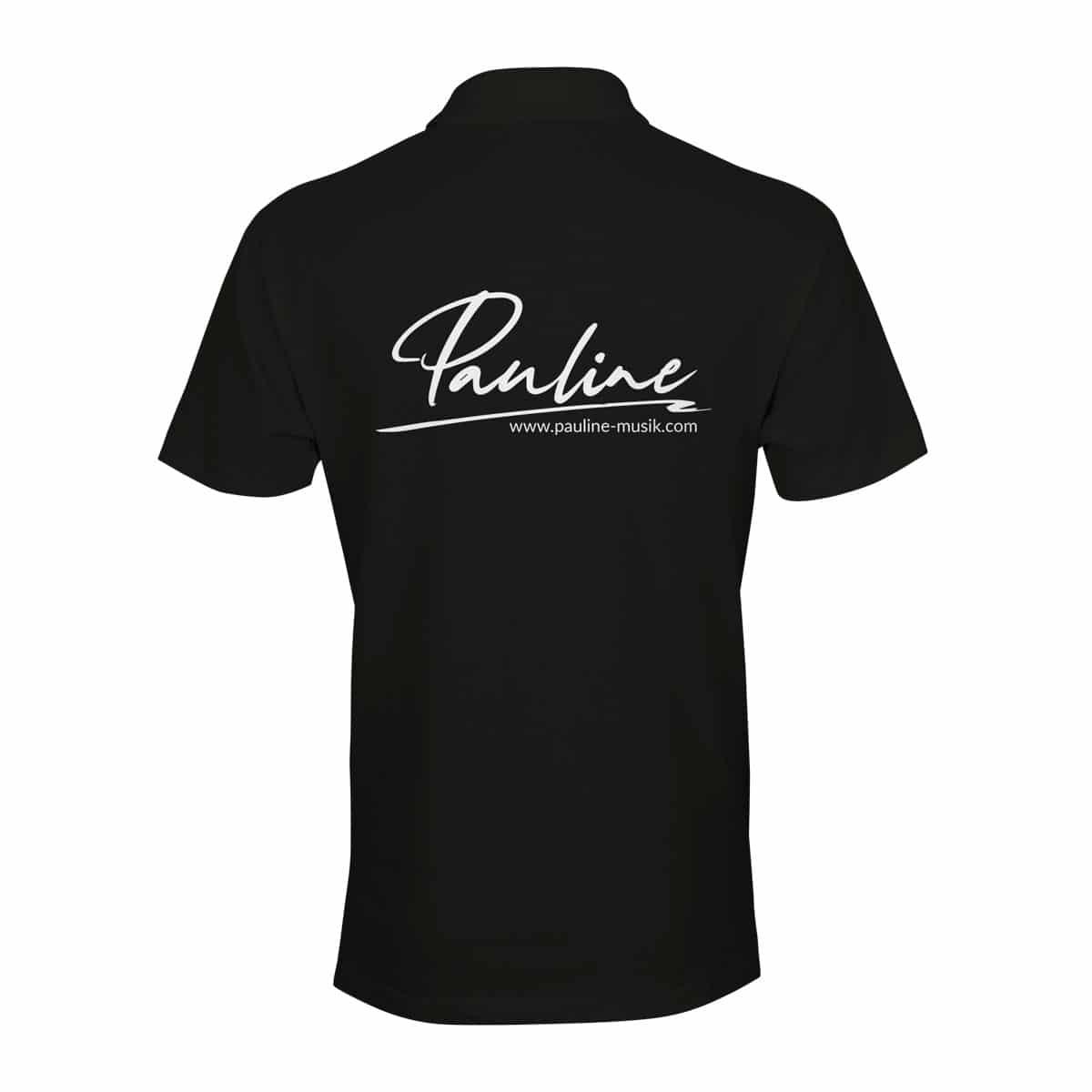 Poloshirt Pauline schwarz
