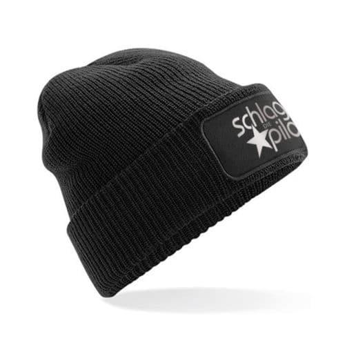 Die Schlagerpiloten Mütze schwarz