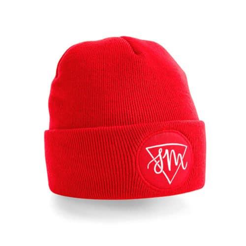 Sebastian von Mletzko mütze rot