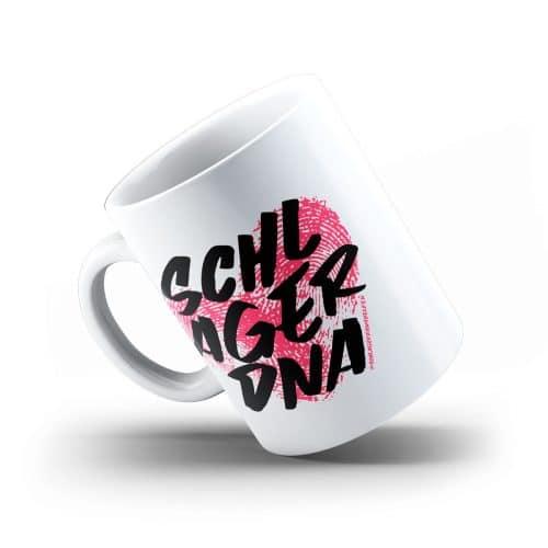 Tasse Schlager DNA