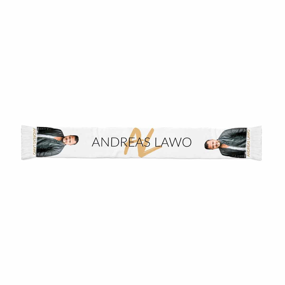 Fanschal Andreas Lawo