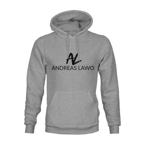 Andreas Lawo Hoodie Unisex grau