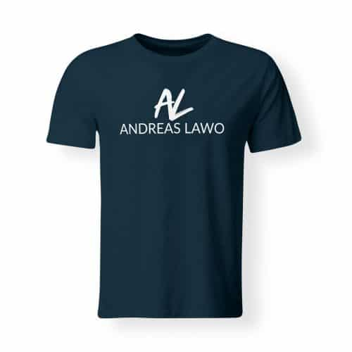 Andreas Lawo T-Shirt navy