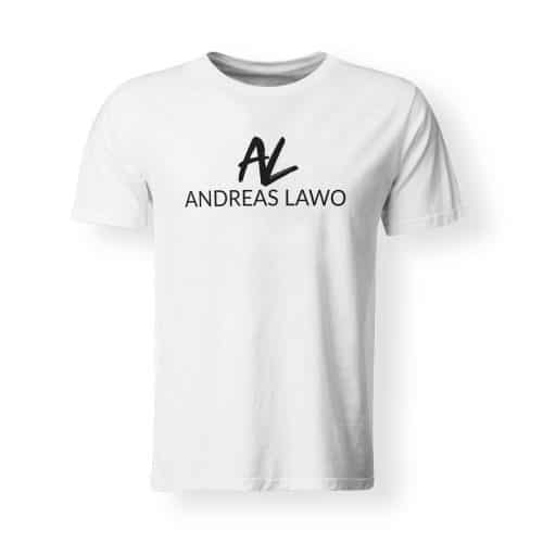 Andreas Lawo T-Shirt weiß