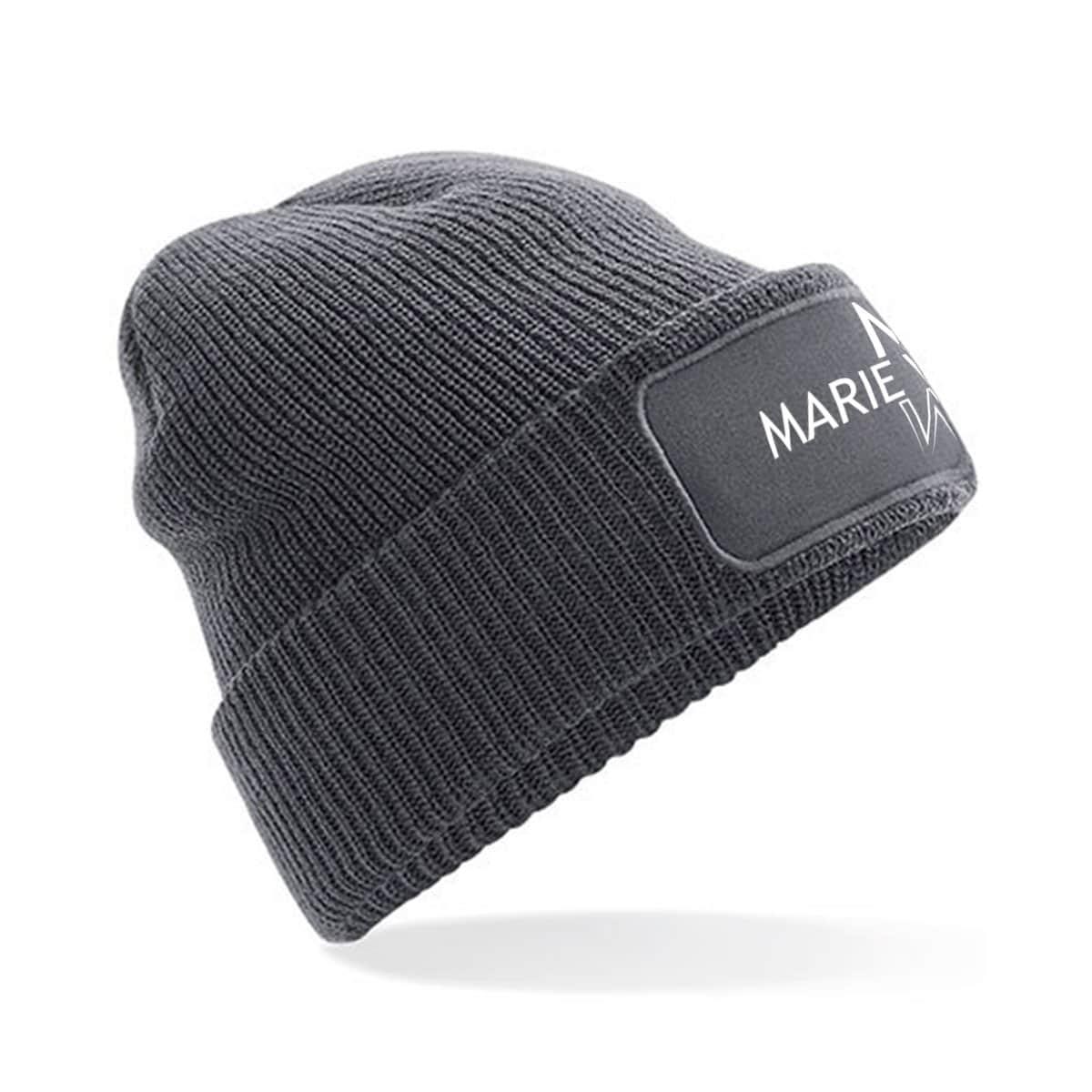 Mütze Marie Winter grau