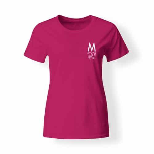 Marie Winter Damen T-Shirt pink