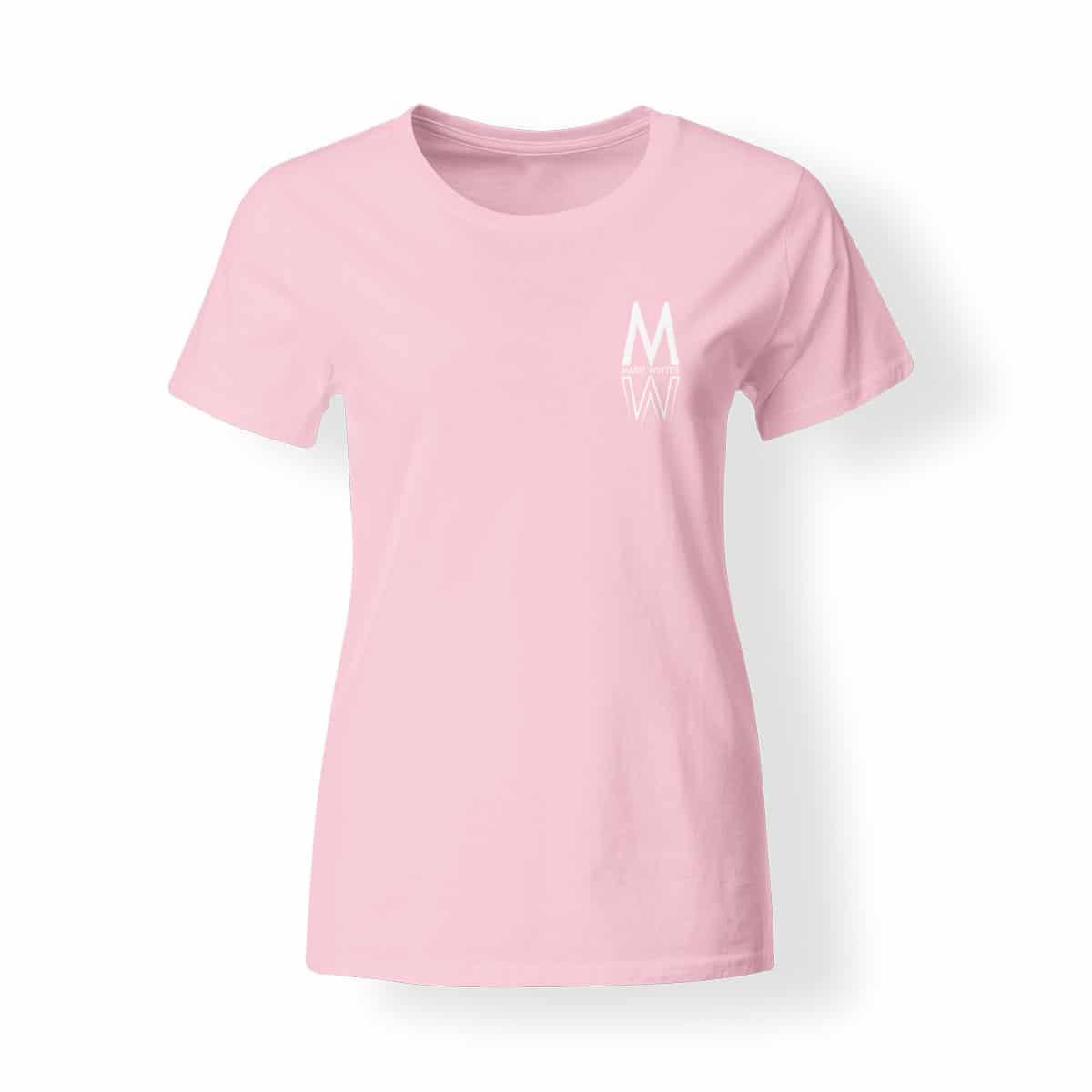 Marie Winter Damen T-Shirt rosa