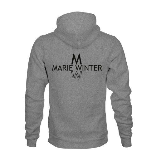 ZIP-Hoodie Unisex Marie Winter