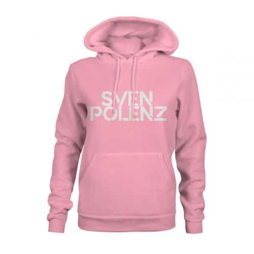 Hoodie Damen Sven Polenz rosa