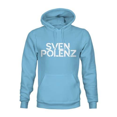 Hoodie Sven Polenz hellblau