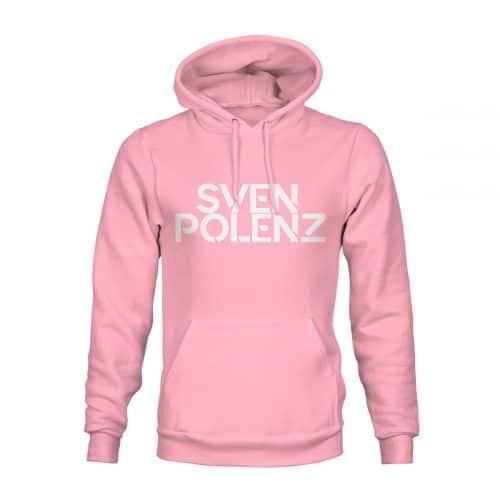 Hoodie Sven Polenz rosa