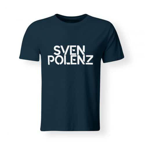 Sven Polenz T-Shirt Herren navy
