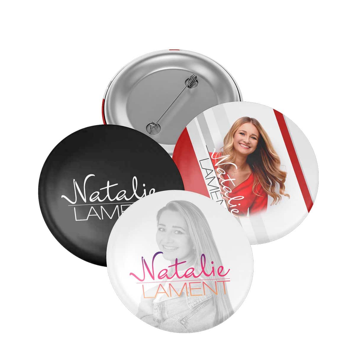 Button Set Natalie Lament 3teilig