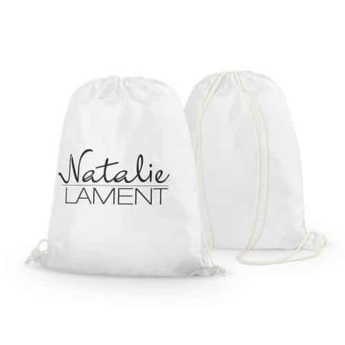 Rucksack Natalie Lament weiß