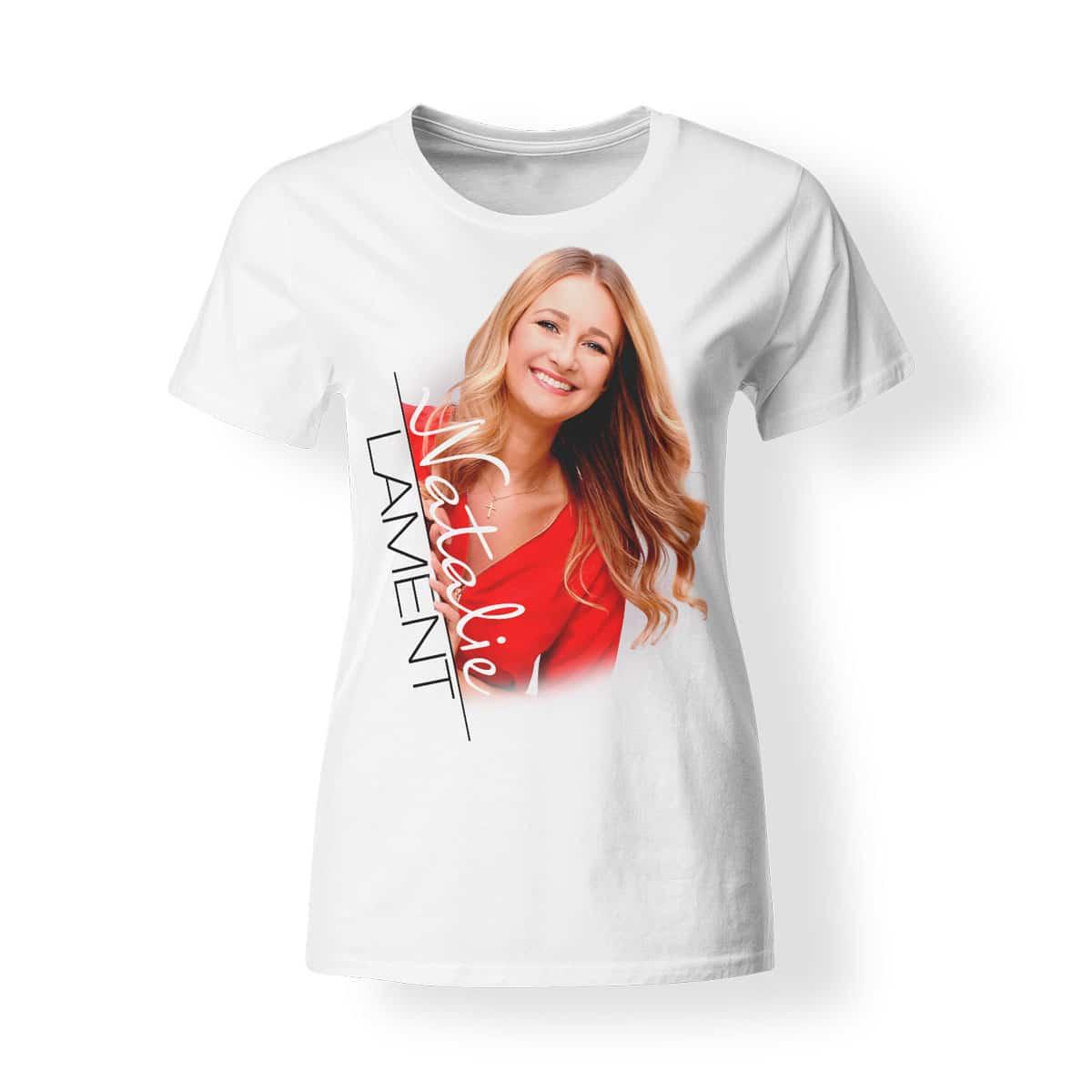 Damen T-Shirt Natalie Lament Foto