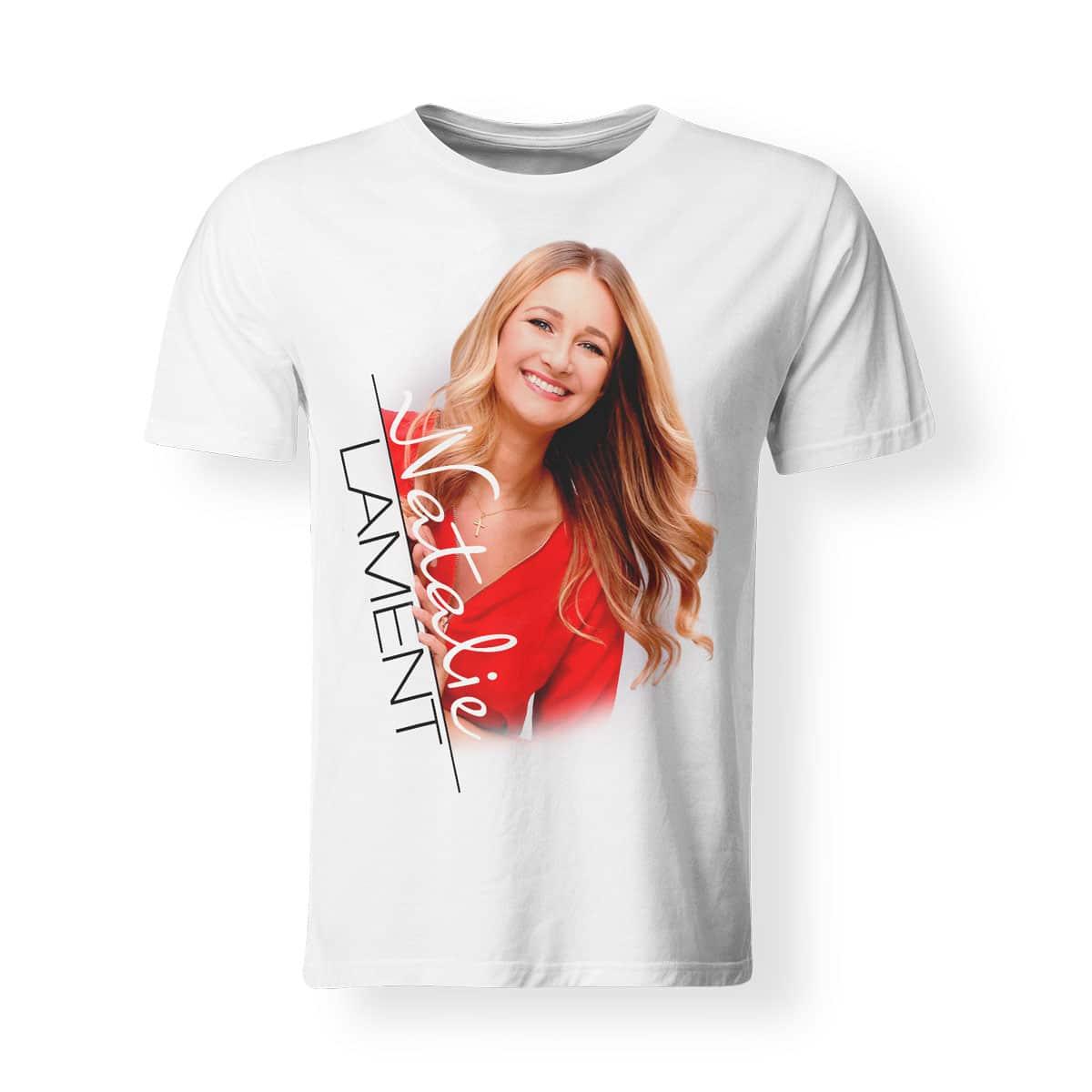 T-Shirt Natalie Lament Foto