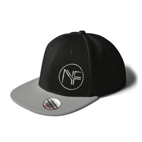 Cap Snapback Nicole Freytag schwarz-grau Sign