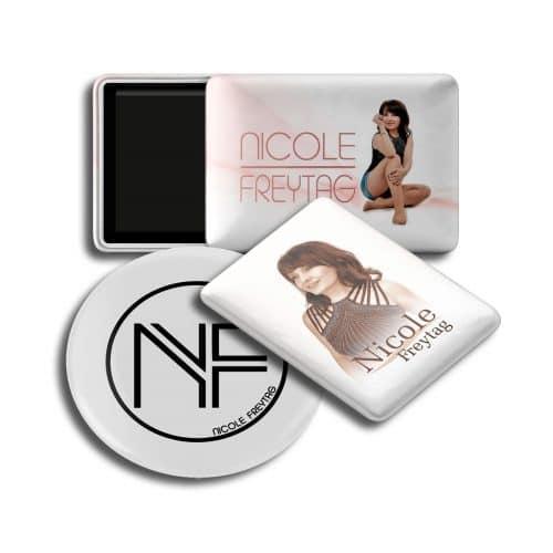 Nicole Freytag Magnet Buttons 3er Set
