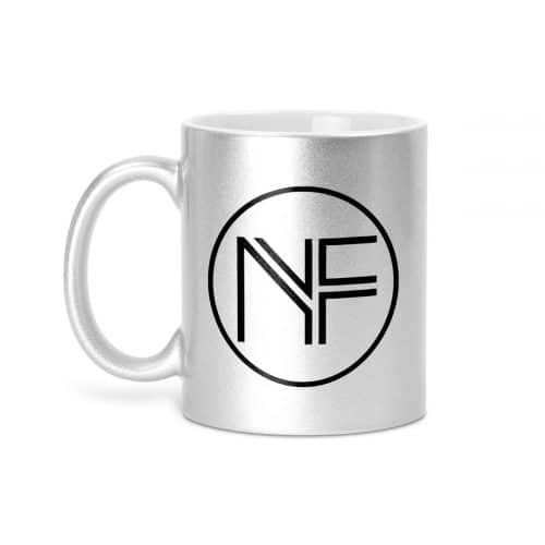 Logo Tasse Silber Nicole Freytag