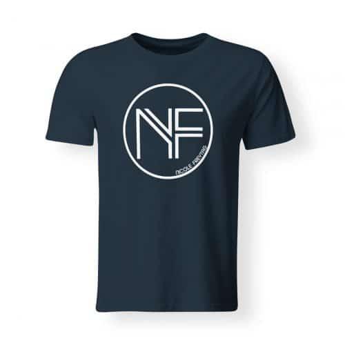 Nicole Freytag T-Shirt Herren navy