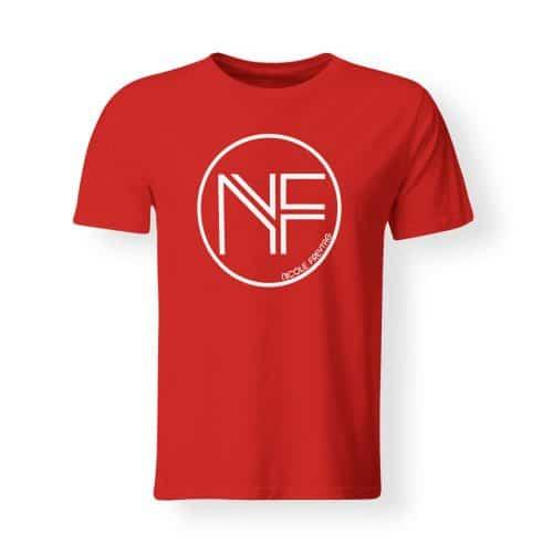 Nicole Freytag T-Shirt Herren rot
