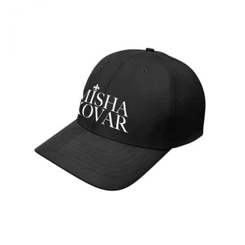Baseball Cap Misha Kovar schwarz