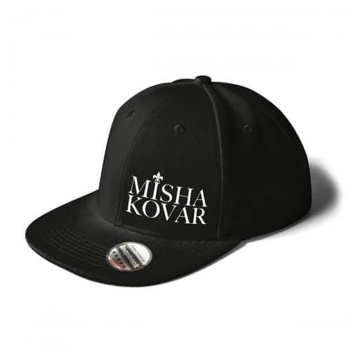Cap Snapback Misha Kovar schwarz