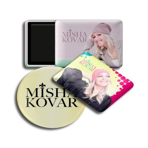 Misha Kovar Magnetbuttons 3er Set