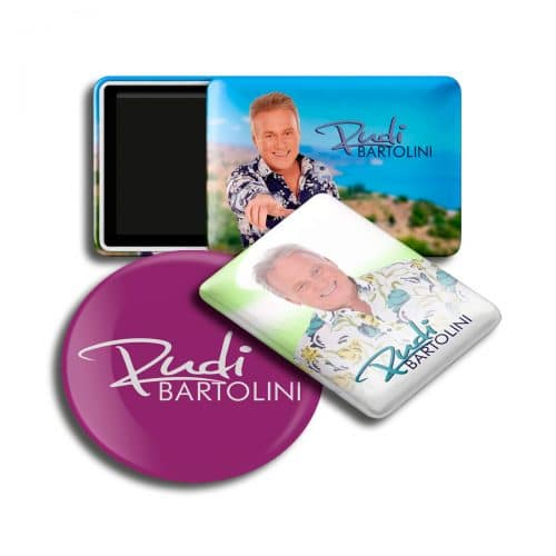 button set 3teilig Rudi Bartolini