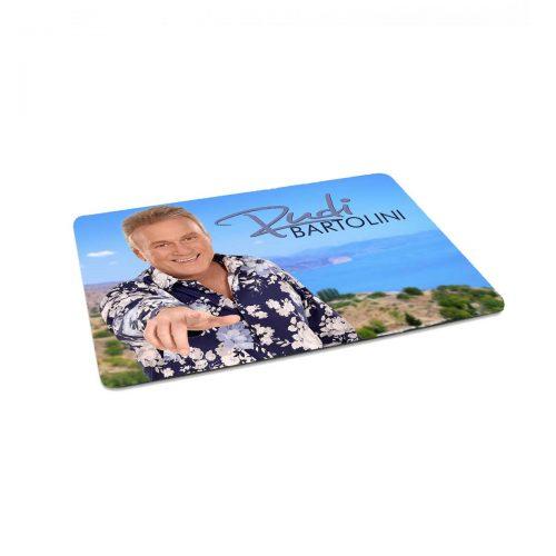 Mousepad Rudi Bartolini Foto blau