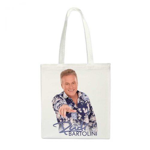 einkaufstasche Rudi Bartolini Foto weiß